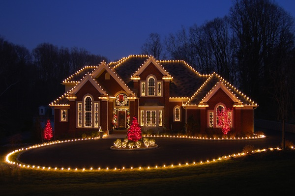 Christmas Lighting Installations by Lifestyle Landscapes ...